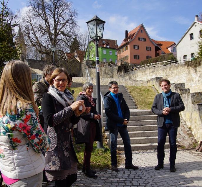 Stadtführung Rottweil Stadtmauer Älteste Stadt Baden-Württembergs